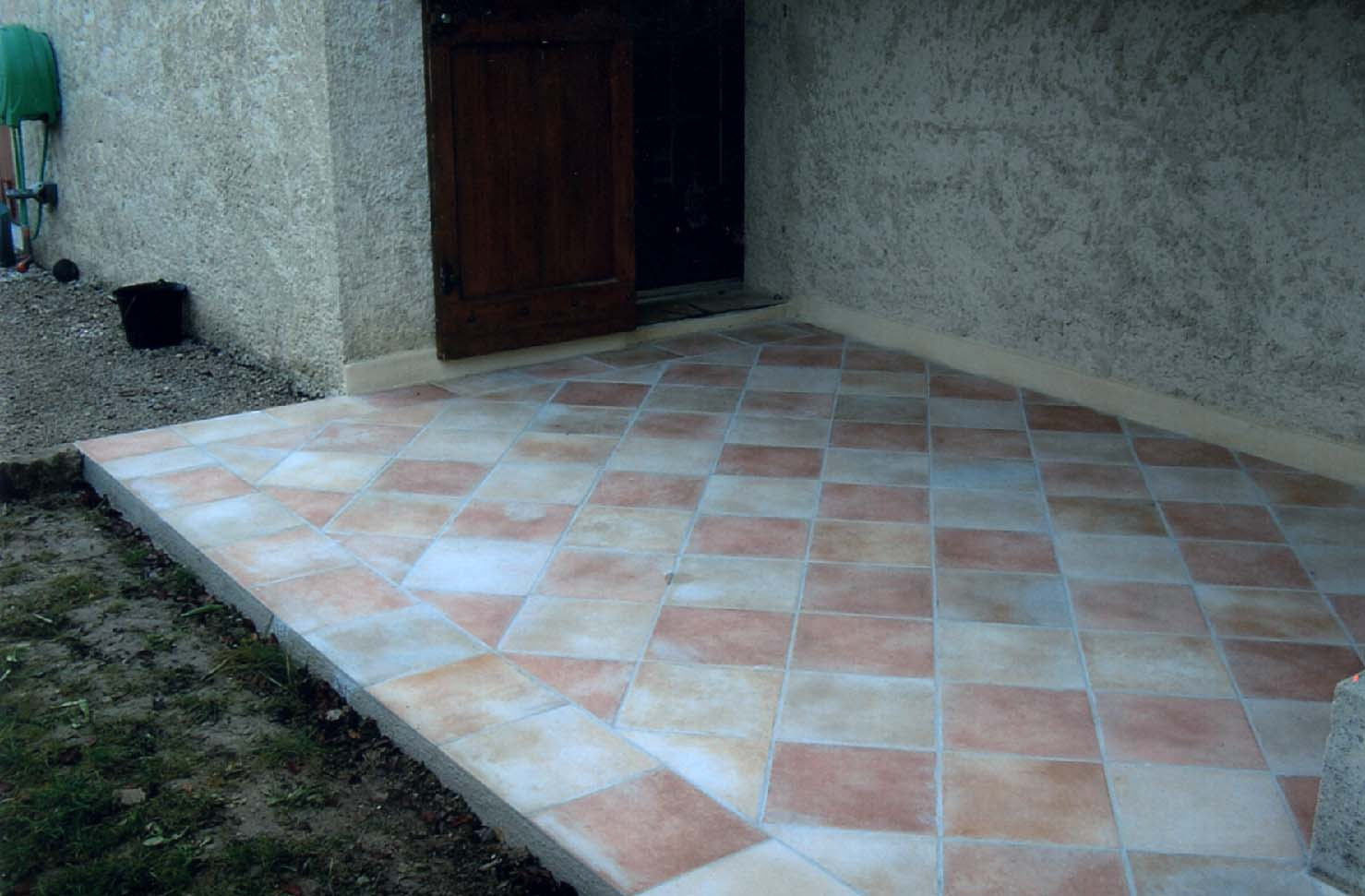 Carrelage et dallage azur agencement for Carrelage tunisie
