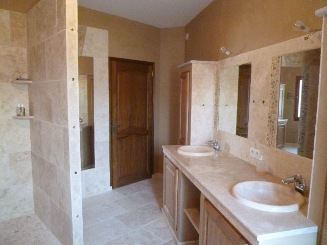 Cr ation et r alisation de salle de bains azur agencement - Agencement salle de bain ...