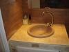 Vasque en marbre Noche